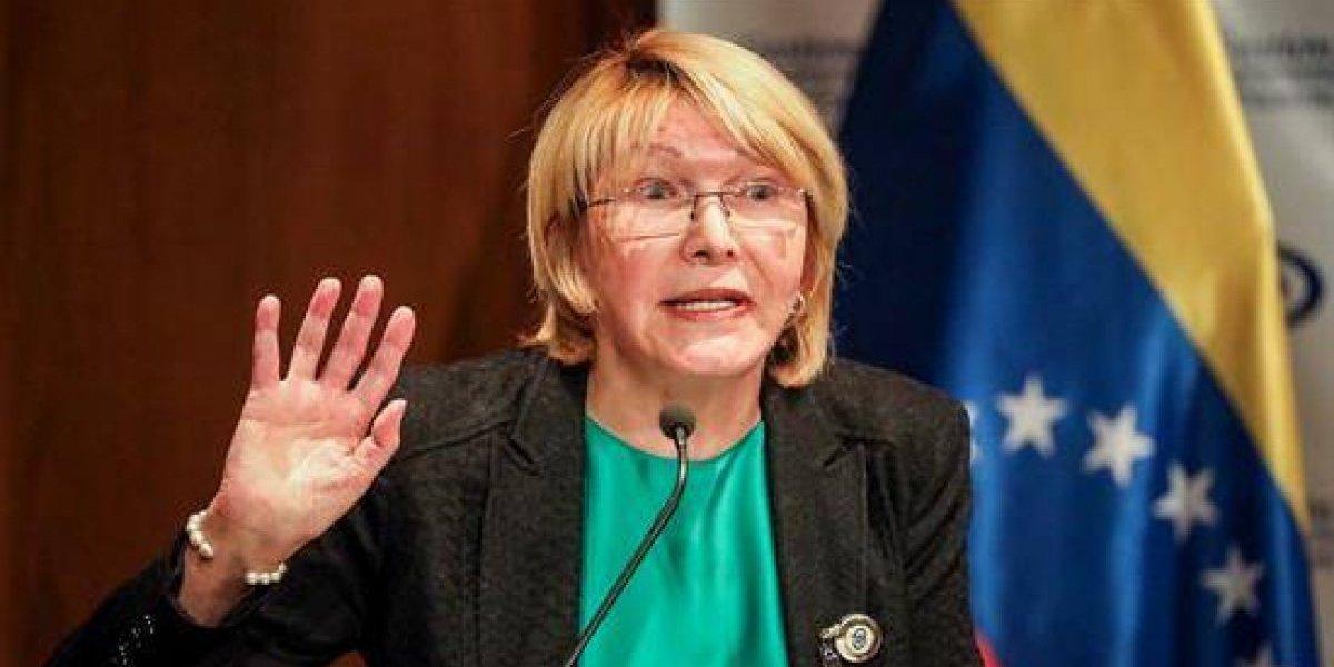 Luisa Ortega, rebelde fiscal chavista acorralada por el gobierno de Maduro