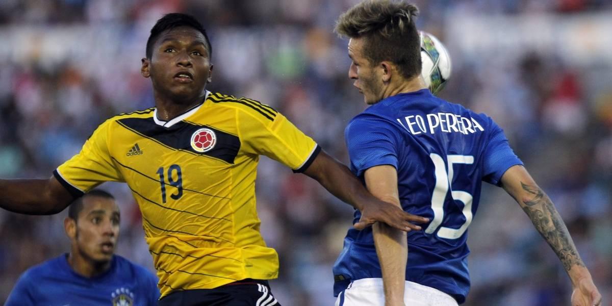 Los tres colombianos que jugarán la fase previa de la Europa League