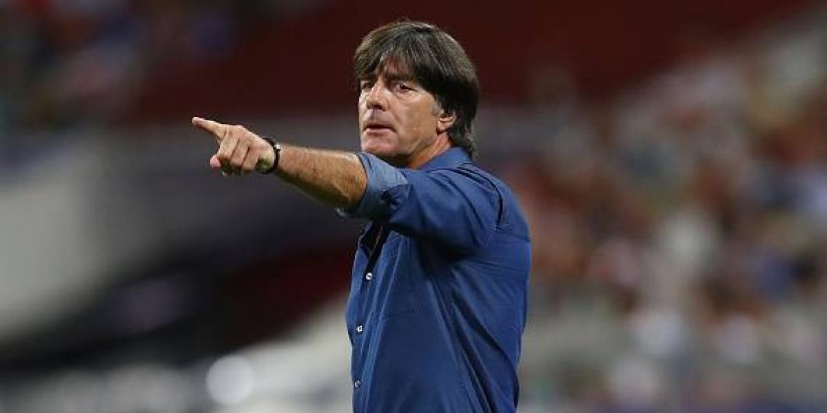 """Löw palpita la final de la Confederaciones: """"Quería jugar de nuevo con Chile"""""""