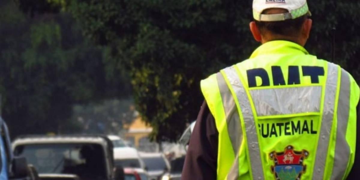 Este viernes 30 de junio no habrá carriles reversibles en la Ciudad de Guatemala
