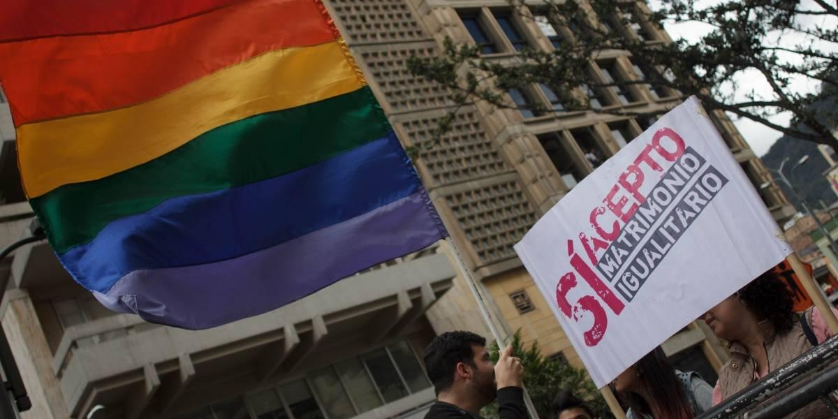 A la cárcel matrimonio colombiano que discriminaba a pareja gay