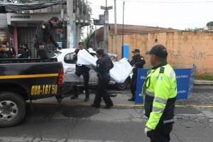 Asesinan a un taxista cuando atravesaba un túmulo
