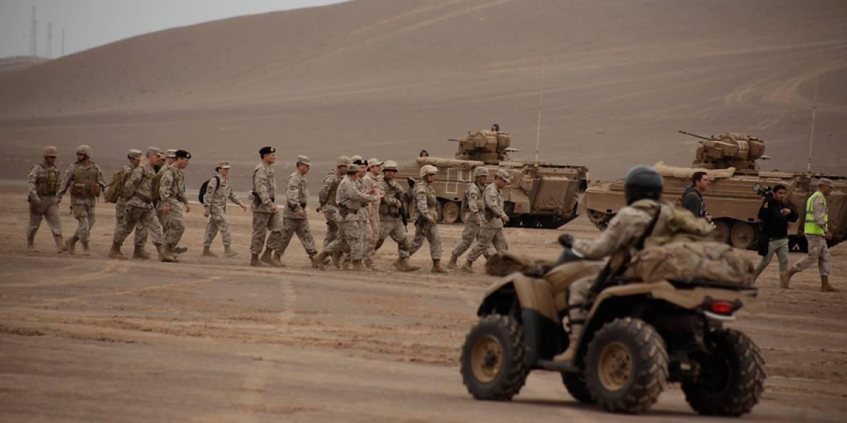 Perú y Argentina nos superan: ¿En qué lugar quedó Chile en el ranking de los ejércitos más poderosos del mundo?