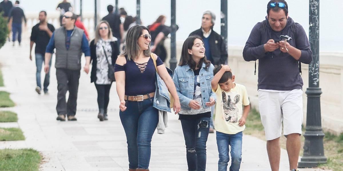2,7 millones de chilenos viajarán este invierno