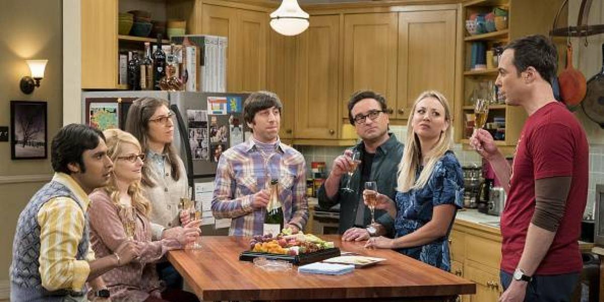 """Actor de """"The Big Bang Theory"""" pierde su casa en un incendio"""
