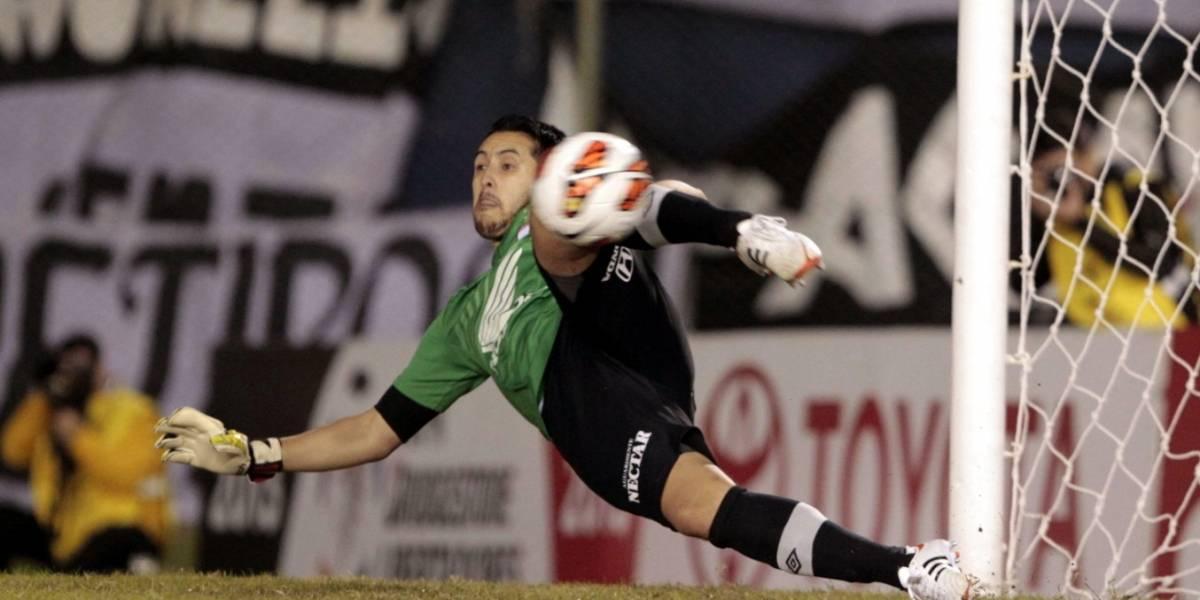 Camilo Vargas, el arquero de la selección que tiene su futuro en el aire