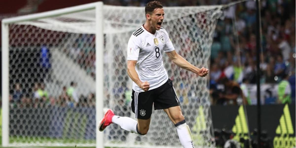 ¡Se acabó! Alemania vence a México y está en la Final de Confederaciones
