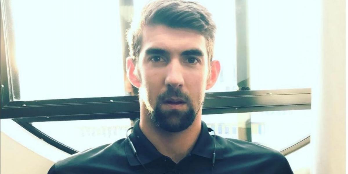 La leyenda de la natación Michael Phelps, celebra su cumpleaños