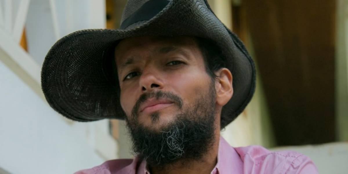 Draco Rosa vuelve a Colombia para presentar su formato 'Lo sagrado y lo maldito'