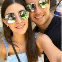 La feliz pareja, Checo y Carola