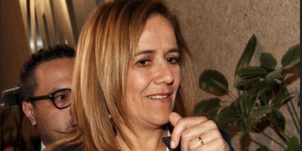 El PAN puede ir solo en 2018 si se define a tiempo, Margarita Zavala