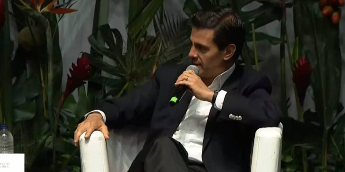 Alianza del Pacifico debe avanzar para generar más oportunidades en Latinoamérica: Peña Nieto