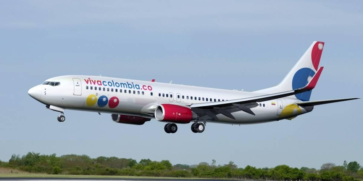 Aerolínea VivaColombia anunció que suspenderá vuelos en Cali y Barranquilla