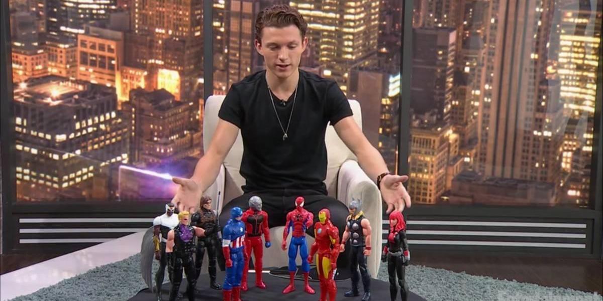 La respuesta del nuevo Spiderman al bullying del protagonista de Thor