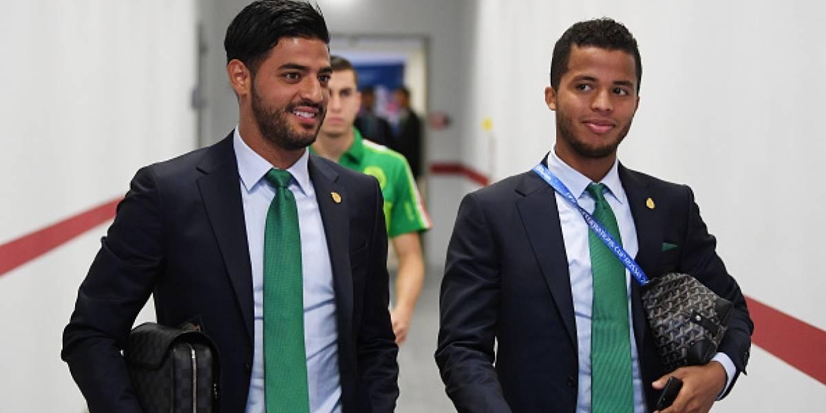 Sorprende Osorio dejando a Carlos vela en la banca por Giovani