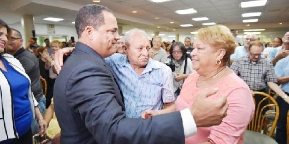 Carmelo Ríos oficializa candidatura a Guaynabo