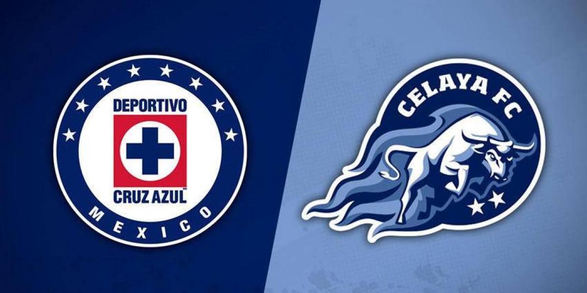 Felipe Mora tuvo sus primeros minutos con Cruz Azul en derrota