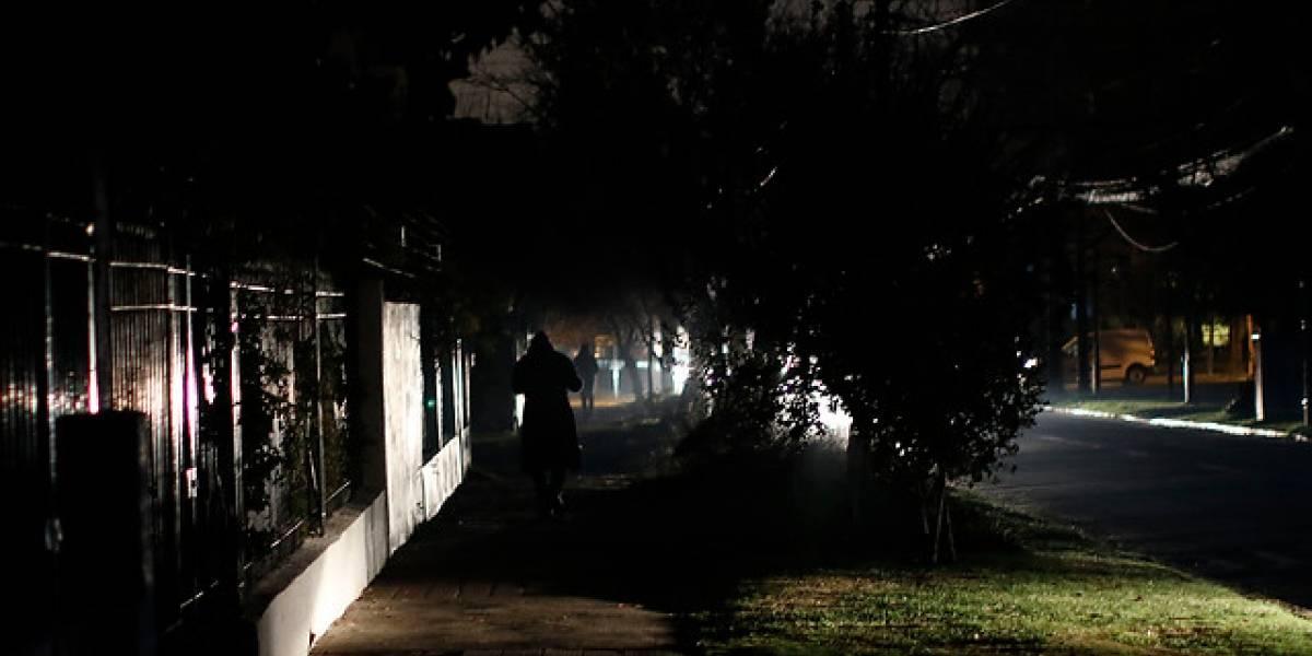 SEC ahora formula cargos contra trece eléctricas de regiones por prolongados cortes de luz