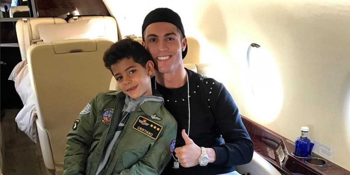 Cristiano Ronaldo confirma el nacimientode sus gemelos