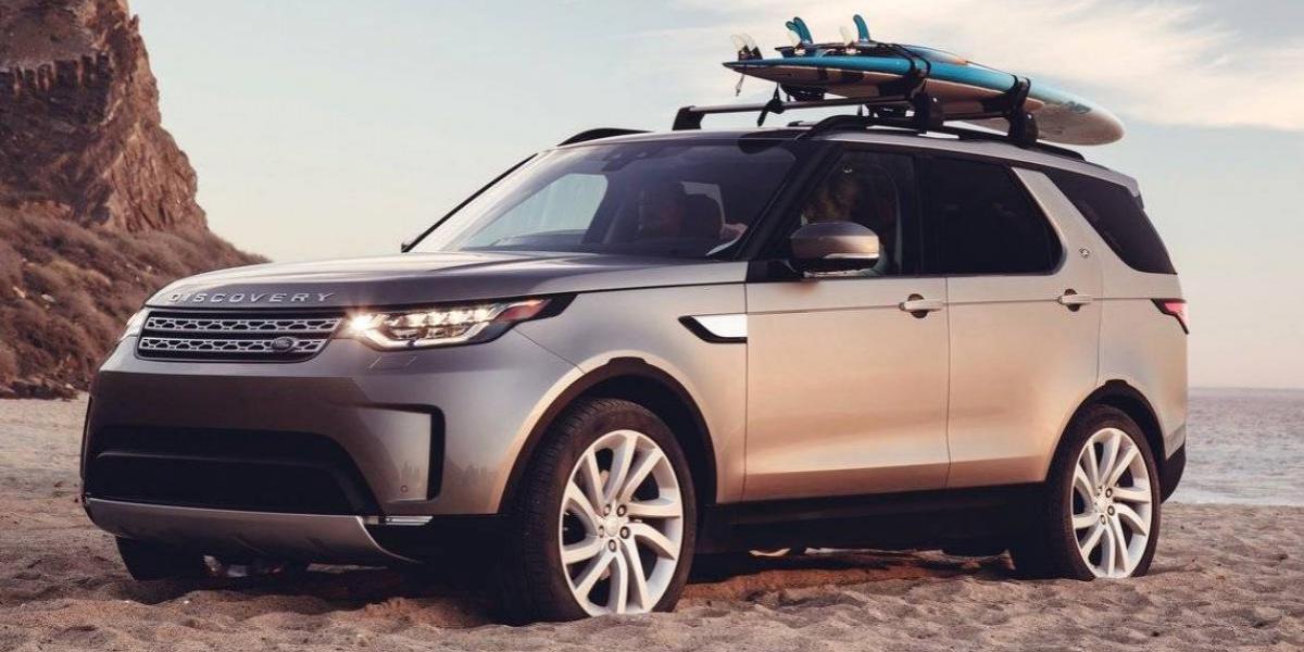 Land Rover estrena su rediseñada Discovery 2017