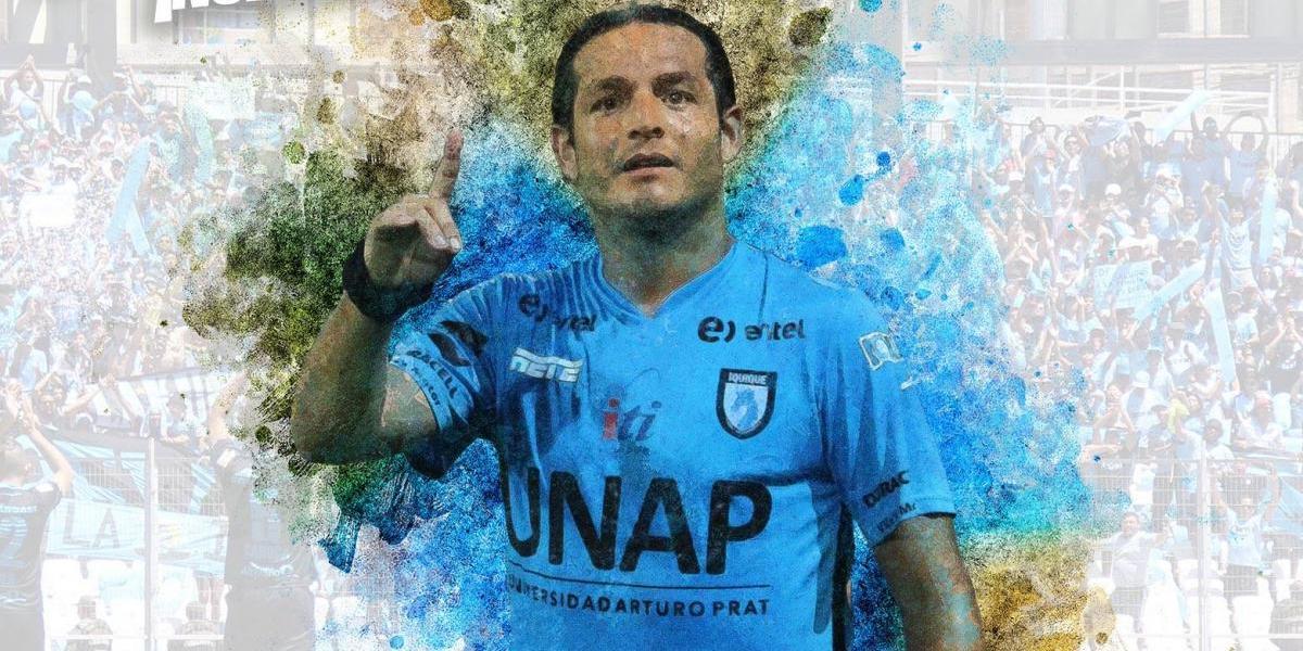 Deportes Iquique se arrepiente y vuelve a contratar a Manuel Villalobos