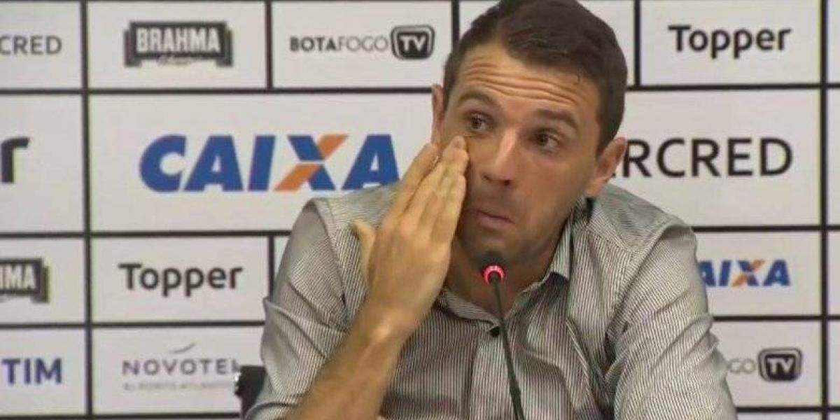 Fin de un sueño azul: un abatido Walter Montillo anunció su retiro del fútbol