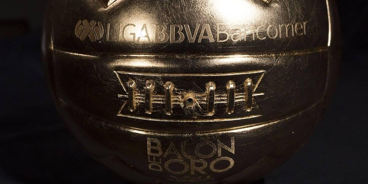 Liga MX da a conocer a los nominados al Balón de Oro 2017