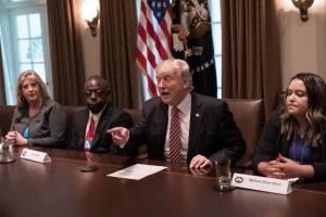 Reunión de Donald Trump