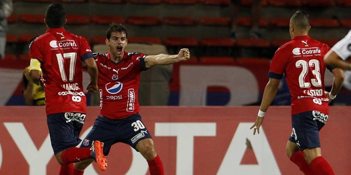 Medellín y Santa Fe abren su serie de Copa Águila en el Atanasio Girardot