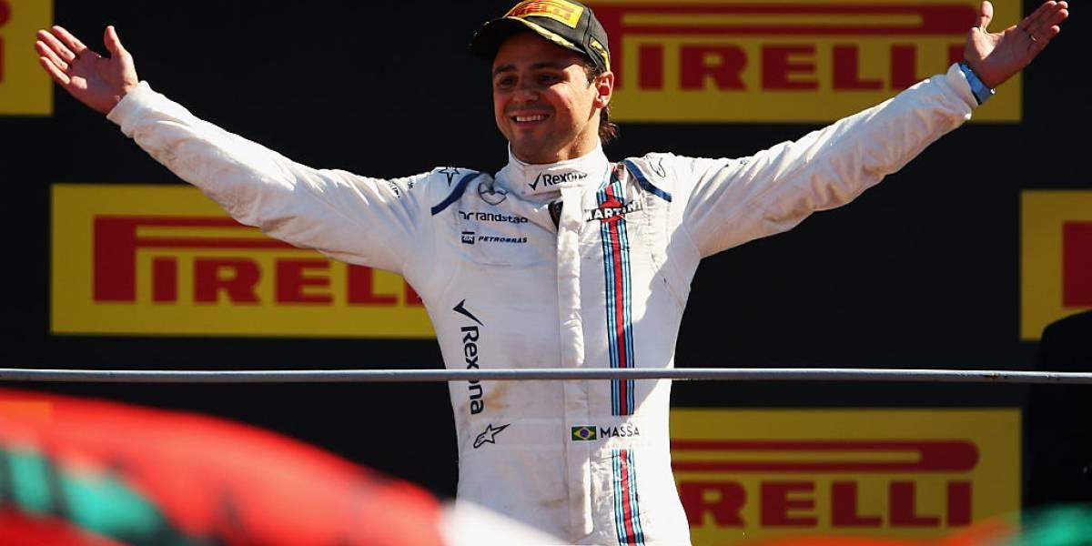 Felipe Massa confirma aposentadoria da Fórmula 1
