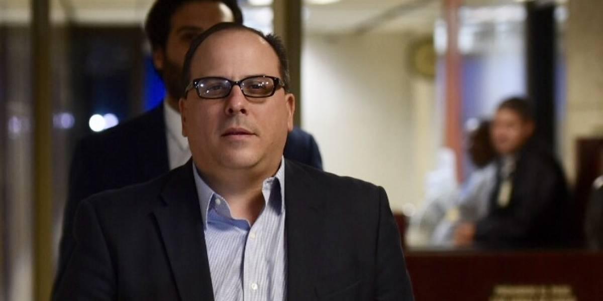 Tribunal encuentra no causa para arresto contra Jaime Perelló