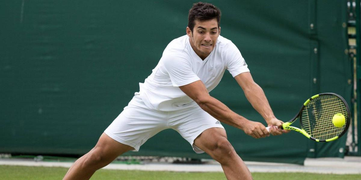 "Garín tras clasificar a Wimbledon: ""Me pone feliz compartirlo con Rafa Nadal, mi ídolo"""