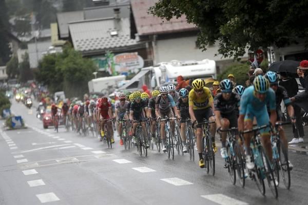 Canal de televisión para ver el Tour de Francia