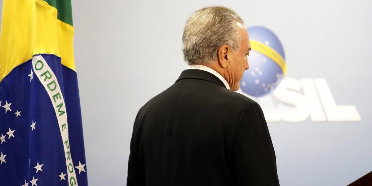 Cámara de Diputados de Brasil inicia trámite para decidir destitución de presidente Temer