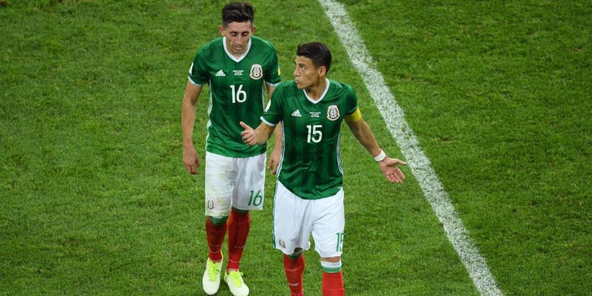 ¡No hubo hazaña! Alemania deja a México sin Final en la Confederaciones