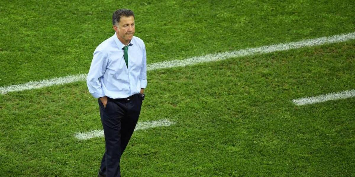 Osorio cree que México merecía más ante Alemania