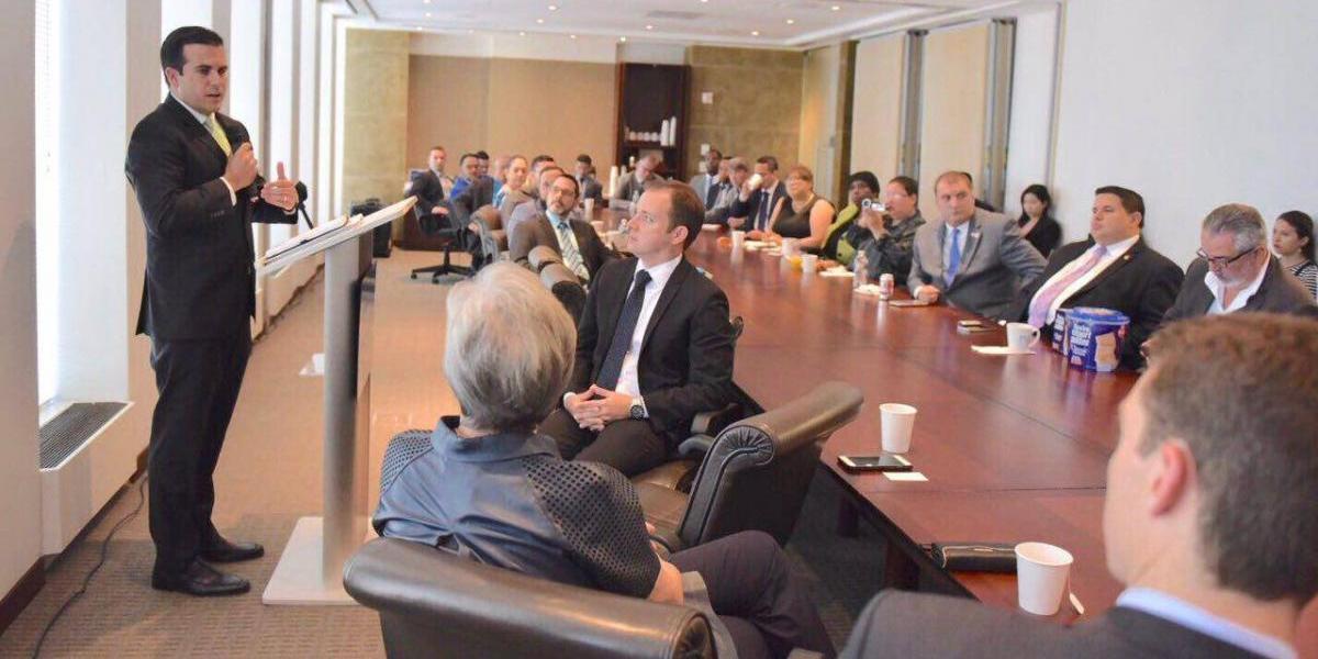 Gobernador se une a misión comercial de Comercio y Exportación