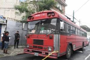 Los ataques a pilotos en el transporte público es uno de los retos de las autoridades.