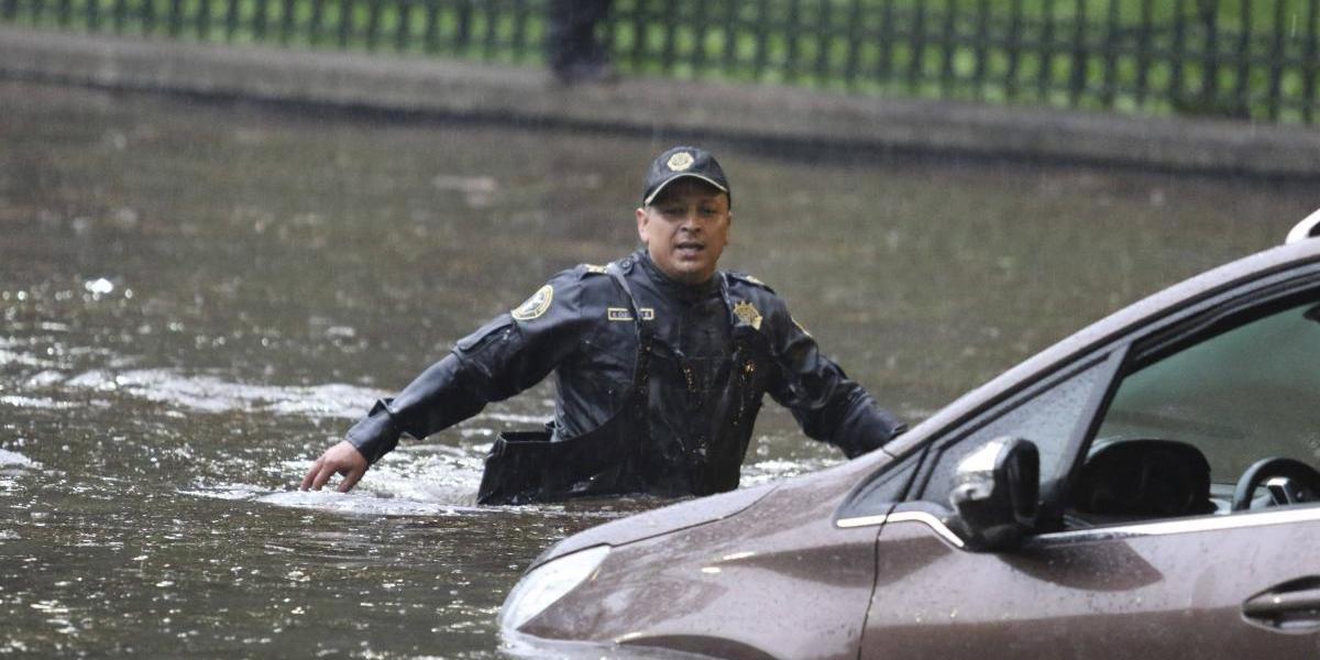 Inundaciones en CDMX son problema de planificación urbana, no meteorológico: UNAM