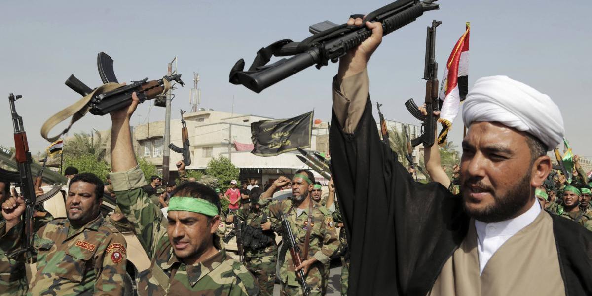 Irak anuncia la inminente derrota del grupo terrorista Estado Islámico
