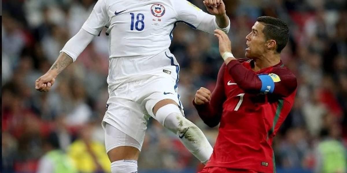 La U vibró con los penales y Colo Colo en privado: el partido de la Roja en La Serena
