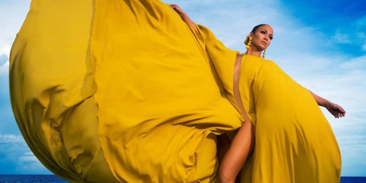 Jennifer Lopez revela portada de su nuevo sencillo