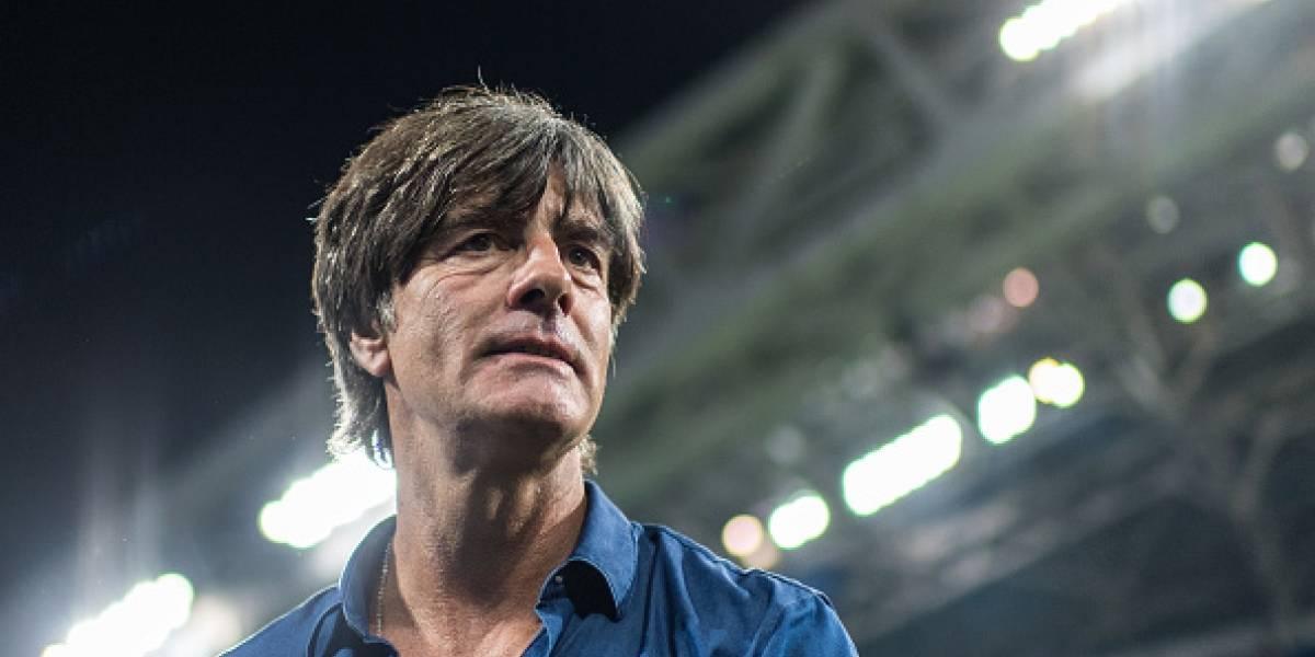 Técnico de Alemania no esperaba una goleada sobre México