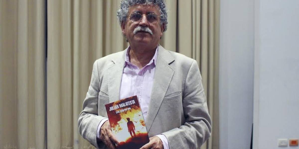 """Mi infierno se llama Cali"": Julián Malatesta, poeta y novelista"