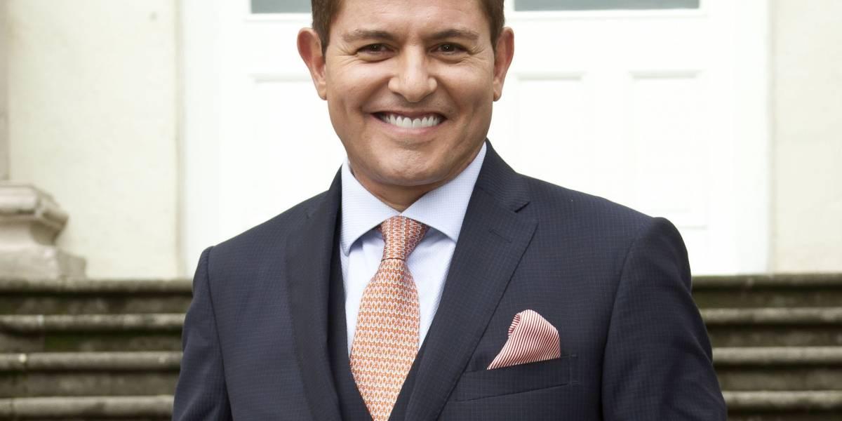 Ernesto Laguardia debuta en TV Azteca con 'Las malcriadas'