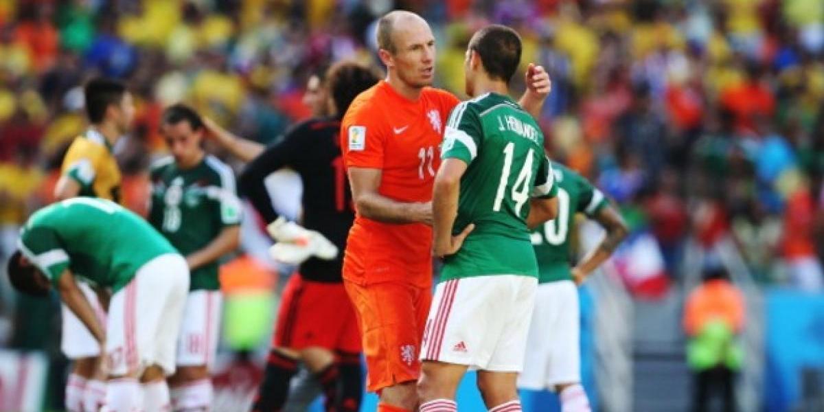 Holanda desea buena suerte a México con el #EraPenal