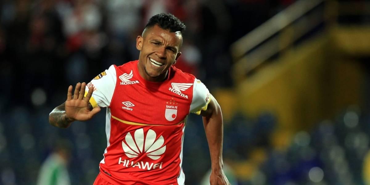 ¡Cerrado! Wilson Morelo regresa a Independiente Santa Fe