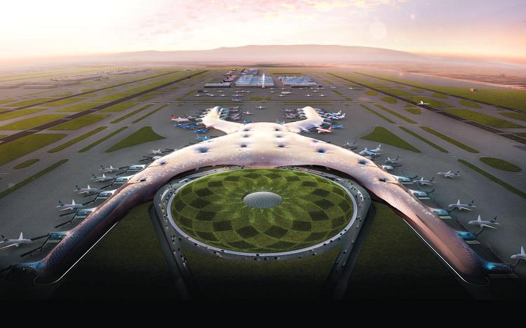 Primera etapa del Nuevo Aeropuerto finalizará en 2020: SCT
