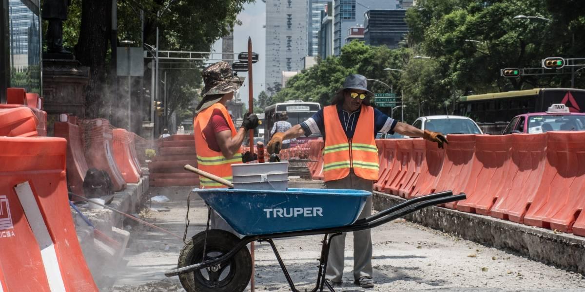 Obras de Metrobús Reforma pueden continuar: juez