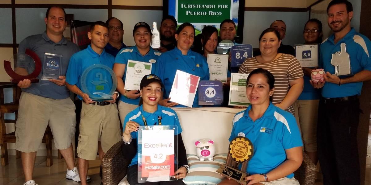 Combate Beach Resort recibe otro importante reconocimiento